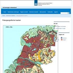 Paleogeografische kaarten