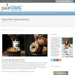 Guest Post: Samoa Donuts