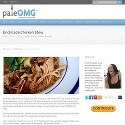 Enchilada Chicken Stew