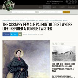 The Scrappy Female Paleontologist Whose Life Inspired a Tongue Twister