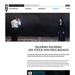Pina Bausch Foundation
