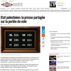 Etat palestinien: la presse partagée sur la portée du vote