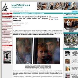 Droit aux Palestiniens à VIVRE sur LEUR TERRE