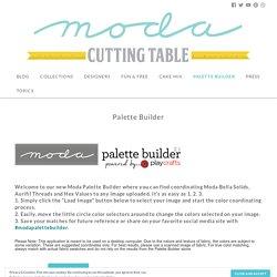 Palette Builder « modafabrics
