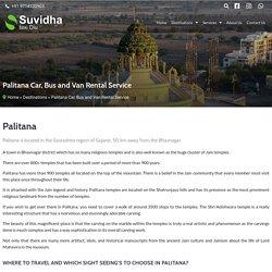 Palitana Car, Bus and Van Rental Service - Suvidha Taxi Diu