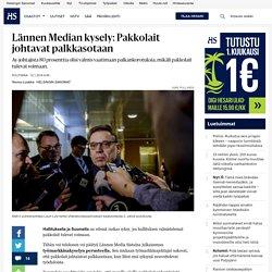 Lännen Median kysely: Pakkolait johtavat palkkasotaan - Lännen Media Oy - Politiikka