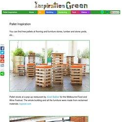 Pallet Inspiration