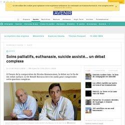 Soins palliatifs, euthanasie, suicide assisté... un débat complexe