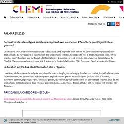 Palmarès 2020- CLEMI