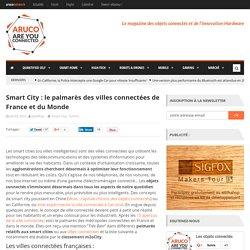 Smart City : le palmarès des villes connectées de France et du Monde