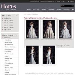 Flares Bridal - Paloma Blanca Bridal Gowns