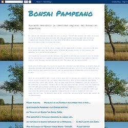 Bonsai Pampeano: La Ecorregión Pampeana y sus Especies Nativas.