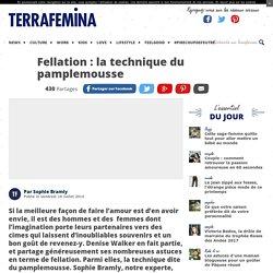 Fellation : la technique du pamplemousse