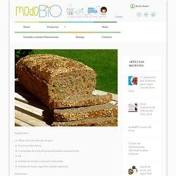 Pan integral con semillas – modoBIO