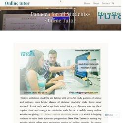 Tutoring online USA