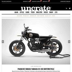 Panache Smaug Yamaha XS 360 Motorcycle