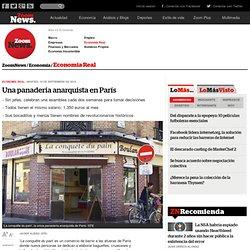 Una panadería anarquista en París