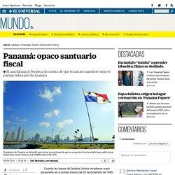 Panamá: opaco santuario fiscal