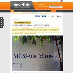Panama papers : les banques au cœur du scandale