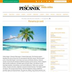 Panama je svet - Peščanik