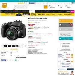 Panasonic Lumix DMC-FZ200 - Appareil photo numérique bridge - Noël Fnac.com