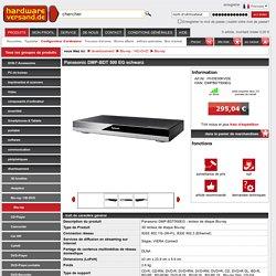 Panasonic DMP-BDT 500 EG schwarz acheter à un prix avantageux