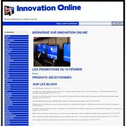 Innovation Online - L´actualité de l'économie de la croissance