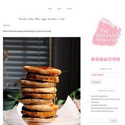 Pancake Fridays: Basic Vegan Pancakes, 2 ways
