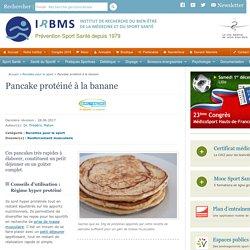Pancake protéiné à la banane : un petit déjeuner ou un goûter complet