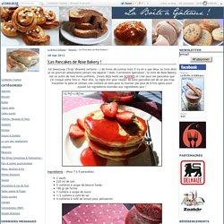 Les Pancakes de Rose Bakery ! - La Boîte à Gâteaux
