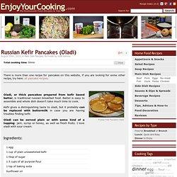 My Homemade Food Recipes & Tips @EnjoyYourCooking.com