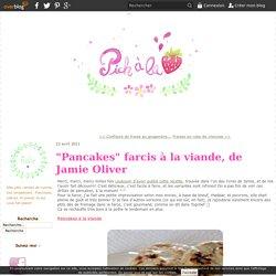 """""""Pancakes"""" farcis à la viande, de Jamie Oliver"""