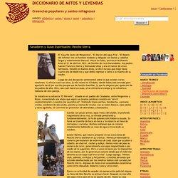PANCHO SIERRA - Diccionario de Mitos y Leyendas