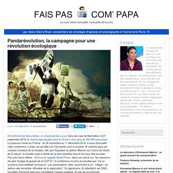 """WWF Et COP21 : """"Pandarévolution"""", La Campagne Pour Une Révolution écologique"""