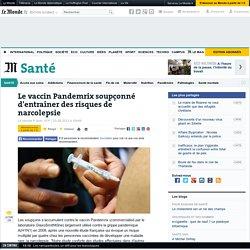 2012 soupçons sur le vaccin PANDEMRIX