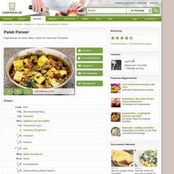 Palak Paneer (Rezept mit Bild) von migi78