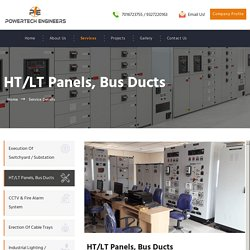 HT-LT Panels and Bus Ducts