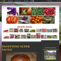 PANETTONE SUPER FACILE - Cornello Cuisine