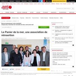 OUEST FRANCE 26/04/13 Le Panier de la mer, une association de réinsertion - Lorient