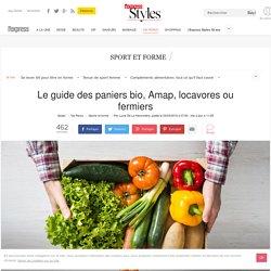 Le guide des paniers bio, Amap, locavores ou fermiers - L'Express Styles