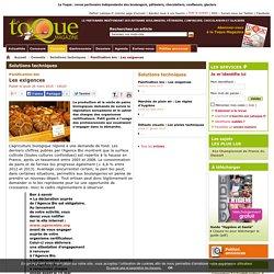 Panification bio : Les exigences - Solutions techniques - Conseils - La Toque Magazine
