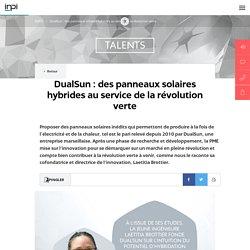 DualSun : des panneaux solaires hybrides au service de la révolution verte