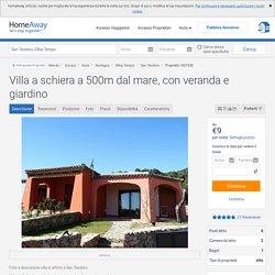 Affitto villa San Teodoro - Proprietà 1007330