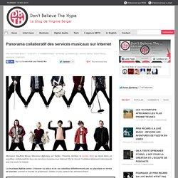 Panorama collaboratif des services musicaux sur Internet