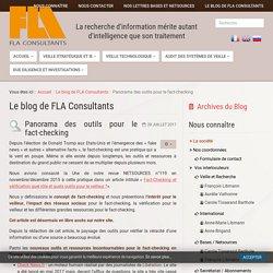 Panorama des outils pour le fact-checking