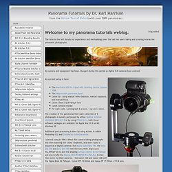 Panorama Tutorials-Home