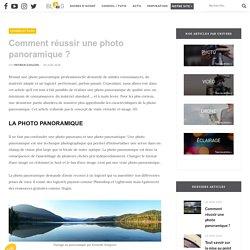 La photo panoramique : conseils pratiques pour une réalisation parfaite