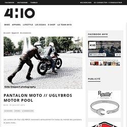 Pantalon moto // Uglybros Motor Pool