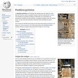 Panthéon pyrénéen