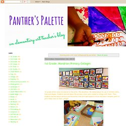 Panther's Palette: Influenced by an Artist